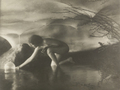 Anne Brigman - pierwsza fotografka, która wykonała autoportret w formie aktu