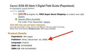 Canon EOS 5D Mark II w listopadzie ?!