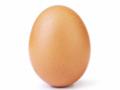 Nowe najpopularniejsze naświecie zdjęcie na Instagramie przedstawia… kurze jajko