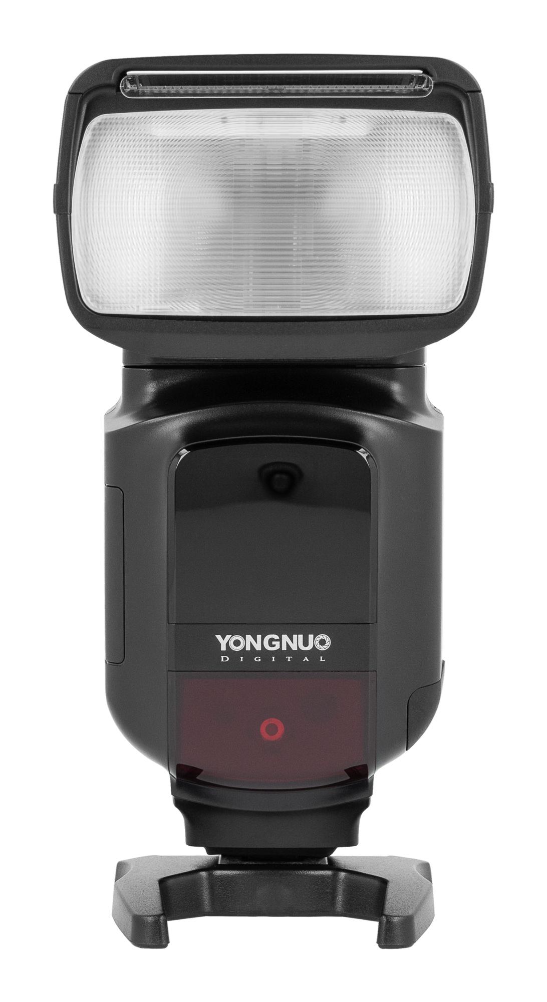 Yongnuo Yn968c Lampa Reporterska łącząca Zalety światła