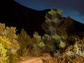 Niebanalne projekcje świetlne w krajobrazie na zdjęciach Javiera Riery