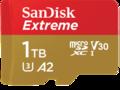 SanDisk Extreme UHS-I microSDXC o pojemności 1TB