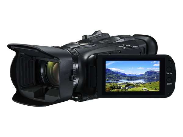 kamery 4K Canon LEGRIA HF G50  Canon LEGRIA HF G60