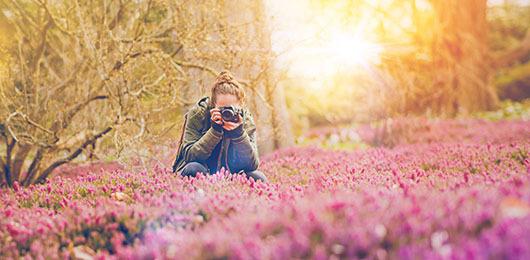 Wiosenne kursy fotografii online