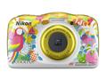 Aparat fotograficzny Nikon COOLPIX W150 - wodoszczelny, wstrząsoodporny, mrozoodporny i pyłoszczelny