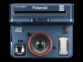 Odwrócony do góry nogami Polaroid Originals OneStep2 Stranger Things Edition