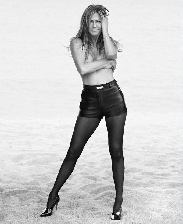 Alexi Lubomirski Jennifer Aniston