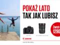 Letnia promocja: Canon - Zwrot gotówki