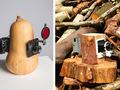 Przedmioty codziennego użytku zmieniają się w analogowe aparaty fotograficzne. Efekt? Piękne zdjęcia