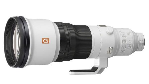 superteleobiektyw teleobiektyw Sony FE 600 mm F4 GM OSS