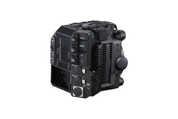 Canon EOS C500 Mark II kompaktowa kamera z pełnoklatkową matrycą