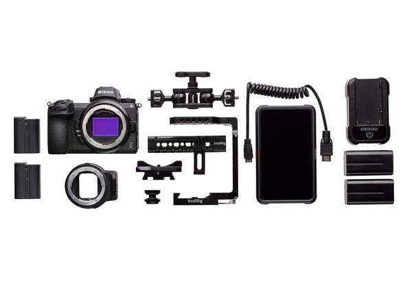 Nikon Z 6 Essential Movie zestaw do filmowania aparatem bezlusterkowym
