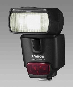 Canon Speedlite 430EX II - amatorska lampa w nowej odsłonie