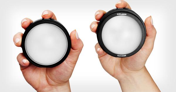 Lampa LED do smartfona