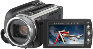 Trzy nowe kamery High Definition od JVC - GZ-HD10, GZ-HD30, GZ-HD40