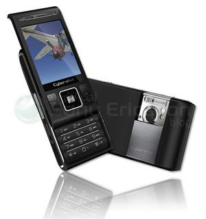Sony Ericsson C905 - Więcej niż aparat. Więcej niż telefon.