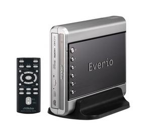 """Victor-JVC CU-VD50 - """"wypalamy"""" DVD bezpośrednio z kamery"""