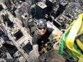 Wspinaczka na szczyt Chrysler Building i pamiątkowe zdjęcie
