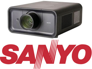 Do 4 LCD razy sztuka! Sanyo LP-XP200L
