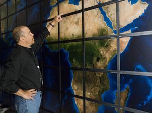 Ekran 300 cali od NASA