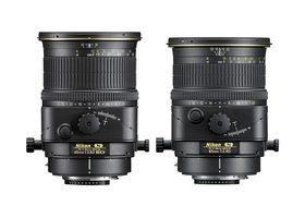 PC-E Micro Nikkor 45mm f/2.8D ED i PC-E Micro Nikkor 85mm f/2.8D - kontrola perspektywy