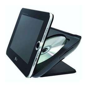 Nowe przenośne odtwarzacze DVD LG