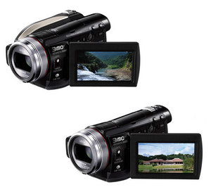 Panasonic HDC-HS100 i HDC-SD100 -  Nowe kamery cyfrowe Full HD