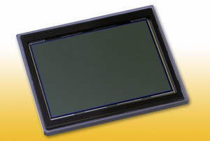 50 Megapixeli CCD od Kodaka - KAF-50100