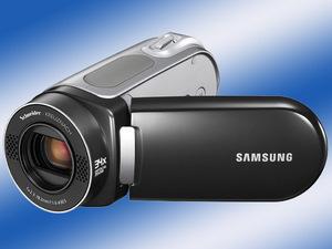 Pokaż się światu dzięki nowej kamerze Samsung SC-MX20