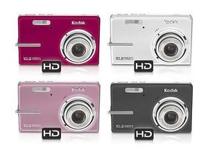 Dla każdego coś dobrego. Kolejne nowości HD od Kodaka.