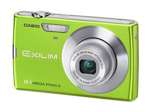 Najsmuklejsze 8 Megapikseli na rynku. Nowy kompakt Casio Exilim Zoom EX-Z150
