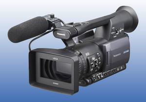 Nowe narzędzie pracy dla zawodowców. Profesjonalna kamera cyfrowa Panasonic AG-HMC151