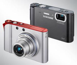 Prawie jak retro i prawie jak Full HD. Nowe kompakty Samsunga NV9 i NV100 HD