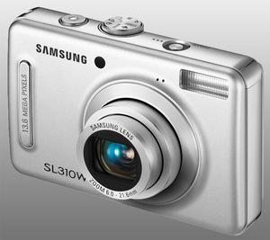 Nowe kompakty firmy Samsung L201 i L310W