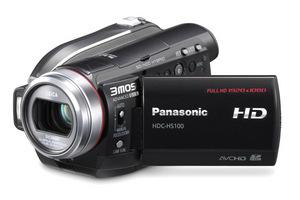 Nowe kamery Panasonic HD HDC-HS100 i HDC-SD100 już w sprzedaży.