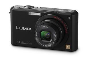 Ex aequo na szczycie. Nowy kompakt Panasonic Lumix DMC-FX150