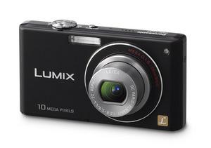 Szybki, smukły, inteligentny. Nowy Panasonic Lumix DMC-FX37