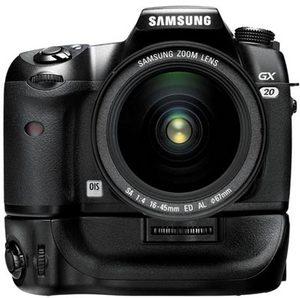 Nareszcie bez szumów. Samsung GX-20 - firmware 1.01