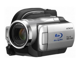 Hitachi DZ-BD10H - Blu-ray, HDD i SD w jednym