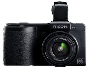Ricoh Zawodowiec. Test aparatu RICOH GX200