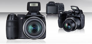 Nowa hybryda Fujifilm FinePix S2000HD nieoficjalnie.