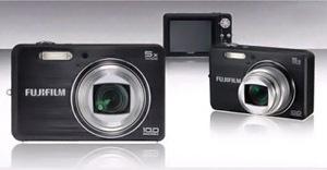 Nowe kompakty Fujifilm. FinePix: J15, J100, J110w i J150w