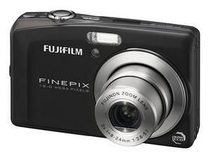 Nowy kompakt w rodzinie Fujifilm - FinePix F60fd