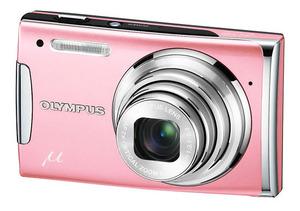 Cyfrowa elegancja. Nowy kompakt Olympus µ1060