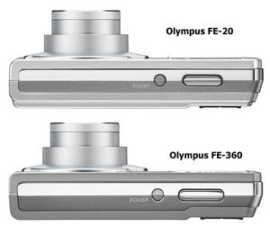 Podobni jak dwa Olympusy. Nowy kompakt klasy popularnej FE-20