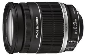 Stabilizowany megazoom w cenie 450-tki. Nowy Canon EF-S 18-200 mm f/3.5-5.6 Image Stabilizer