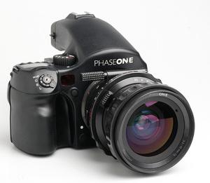 Nowy obiektyw typu Tilt/Shift - Phase One 45 mm