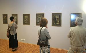 Twarze i maski – wystawa została otwarta