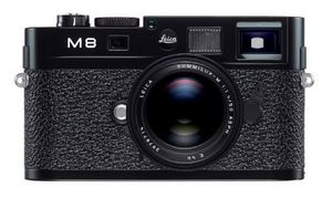 Leica M8.2 - ulepszona wersja cyfrowego dalmierza