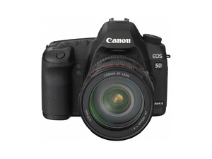 Canon EOS 5D Mark II – oficjalnie!